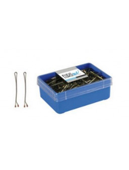 CAJA 200 CLIPS BRONCE 60 MM...