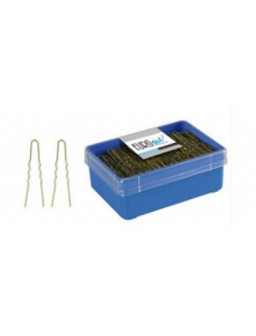 CAJA 300 CLIPS BRONCE 50 MM...